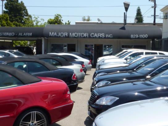 Major Motor Cars Inc 1