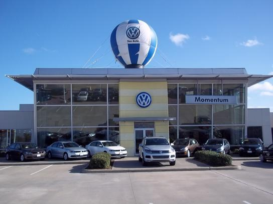 Houston Vw Dealer Momentum Volkswagen Of Jersey Village