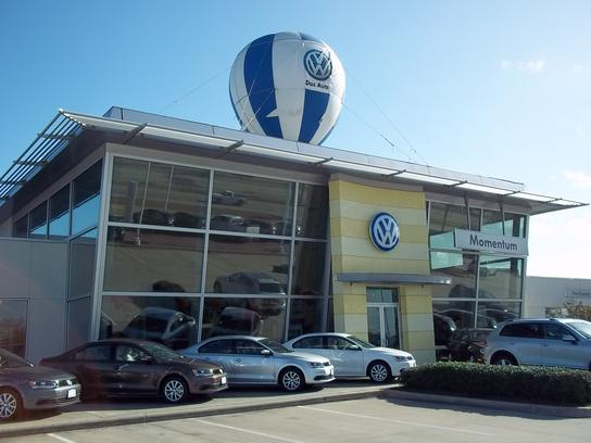 Momentum Volkswagen of Jersey Village : Houston, TX 77065 Car Dealership, and Auto Financing ...