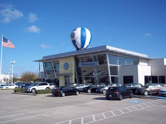 Momentum Volkswagen Of Jersey Village Houston Tx 77065