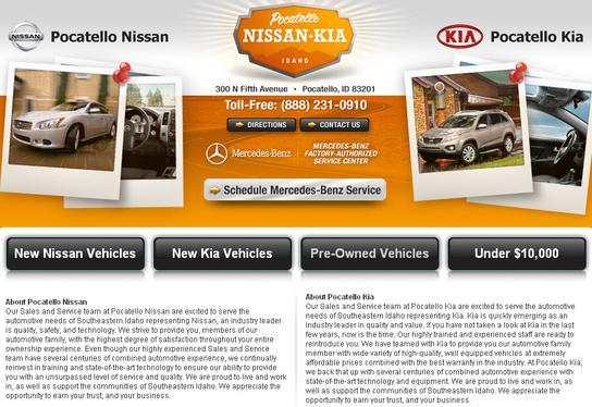 Pocatello Id Car Dealer Pocatello Nissan Kia New Autos Post