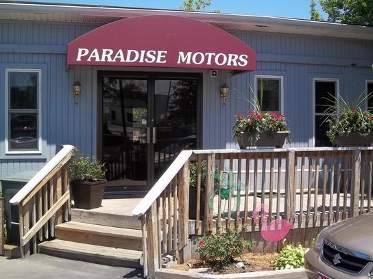 Paradise Motors Of Elkton Elkton Md 21921 4714 Car