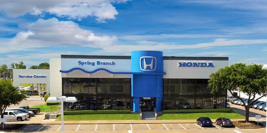 Spring branch honda car dealership in houston tx 77043 for Honda dealership in houston