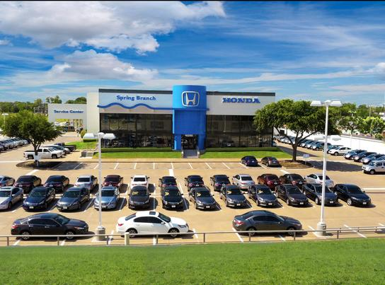 Spring branch honda car dealership in houston tx 77043 for Honda dealerships in houston