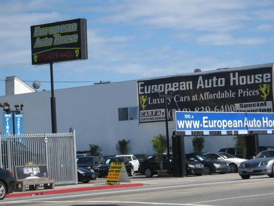 european auto house los angeles ca 90034 car dealership and auto financing autotrader. Black Bedroom Furniture Sets. Home Design Ideas