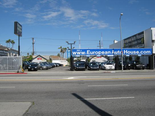 used cars los angeles auto financing european auto house. Black Bedroom Furniture Sets. Home Design Ideas