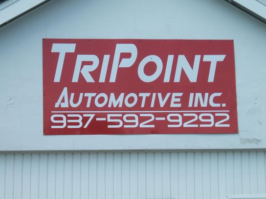 Tri Point Automotive Inc Bellefontaine Oh 43311 Car