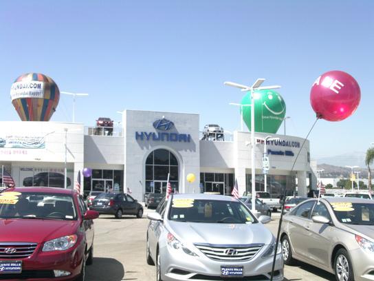 Puente Hills Hyundai Used Car Megastore City Of Industry