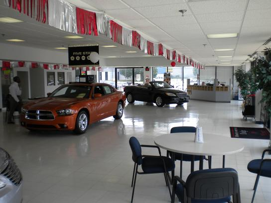 Columbia Chrysler Dodge Jeep RAM FIAT 3