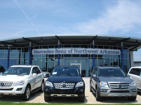 mercedes benz of northwest arkansas bentonville ar