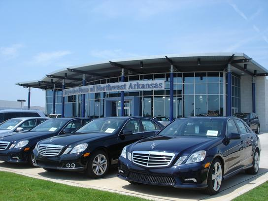 mercedes benz of northwest arkansas car dealership in