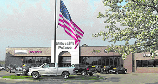 Milosch's Palace Chrysler Dodge Jeep RAM 1