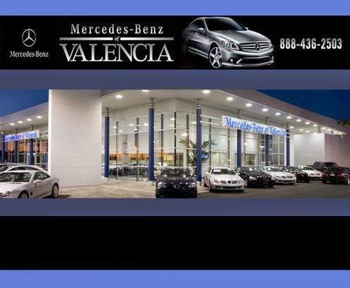 mercedes benz of valencia valencia ca 91355 car