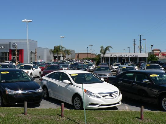 Pat Peck Nissan Gulfport Used Cars