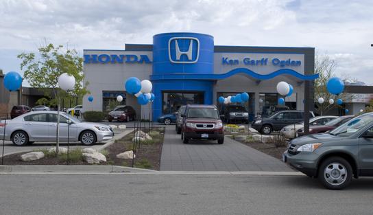 Ken garff honda riverdale ogden ut 84405 car dealership for Honda dealership utah