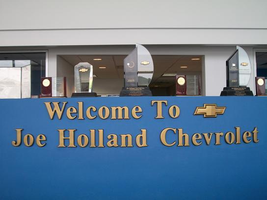 Joe Holland Chevrolet Amp Imports Car Dealership In South