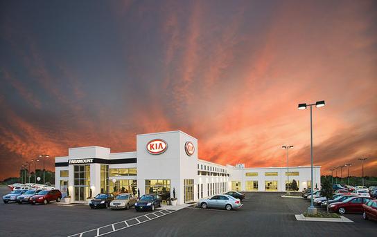 Great Paramount Kia Of Hickory