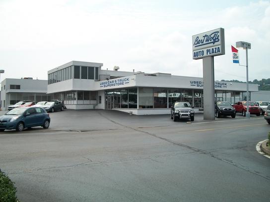 Bert Wolfe Ford Toyota : Charleston, WV 25312 Car Dealership, and ...