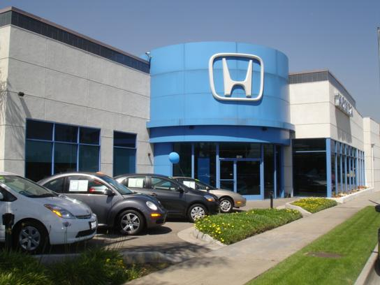 honda of pasadena car dealership in pasadena ca 91107