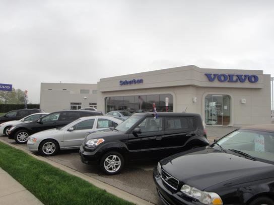 Suburban Volvo Cars Troy Mi 48084 4609 Car Dealership