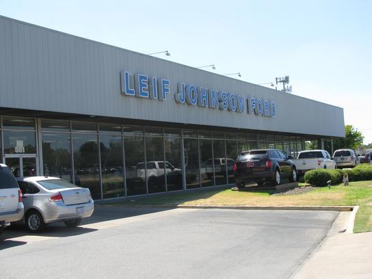 Leif Johnson Ford Used Car Austin