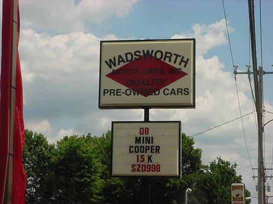 Wadsworth Motorcars Inc.