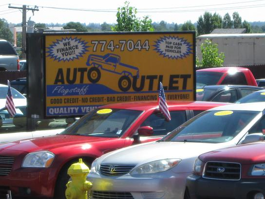 Flagstaff Auto Outlet 3