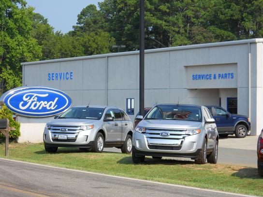 Pittsboro Ford Used Cars