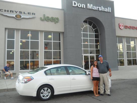 Don Marshall Somerset Ky >> Don Marshall Chrysler Dodge Jeep RAM Nissan : Somerset, KY 42501-3524 Car Dealership, and Auto ...