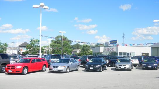 Honda of ames car dealership in ames ia 50010 kelley for Lithia motors des moines