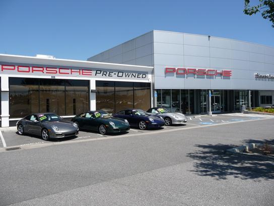 Porsche Stevens Creek Santa Clara Ca 95051 Car