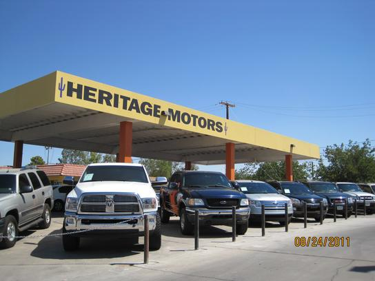 heritage motors casa grande az 85222 car dealership