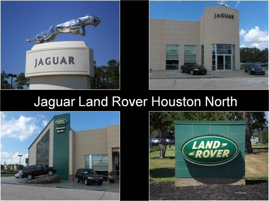 Jaguar Land Rover Houston North car dealership in Houston