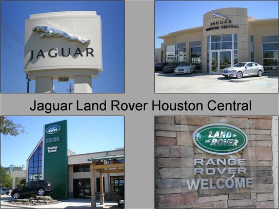 Jaguar Land Rover Houston Central : HOUSTON, TX 77024-2128 Car ...