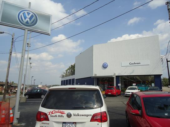 1 Cochran Volkswagen Of South Hills Pittsburgh Pa