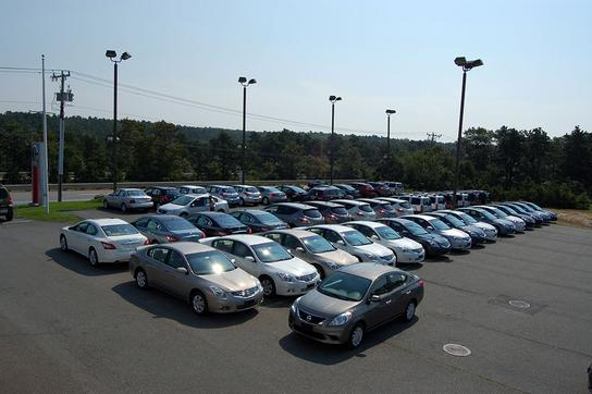 Nissan Of Bourne New Used Nissan Dealership In Bourne Ma