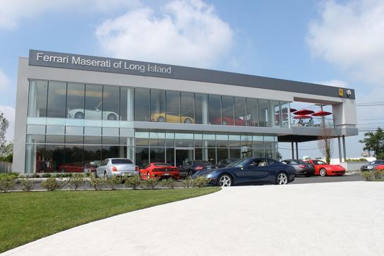 Ferrari Maserati Of Long Island Plainview Ny 11803 4100