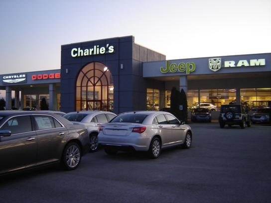Charlie's Dodge Chrysler Jeep 1