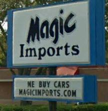 Magic Imports of Gainesville