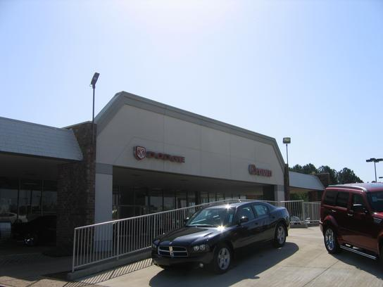 Crown Dodge of Fayetteville 1