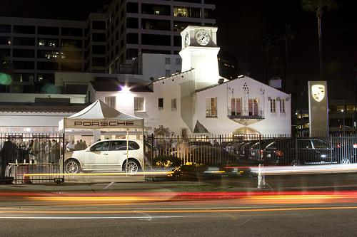 Beverly Hills Porsche 1
