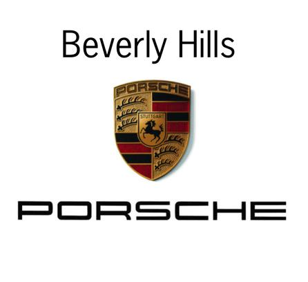 Beverly Hills Porsche 2