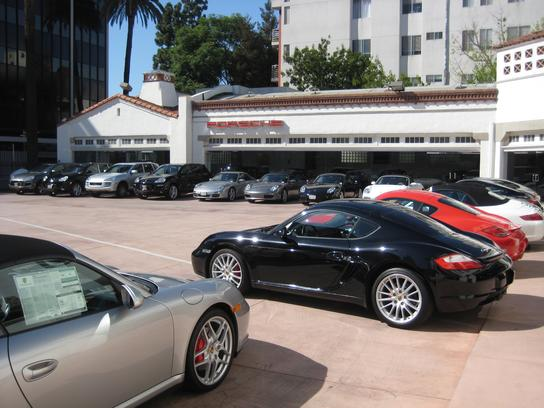 new used porsche dealer in los angeles ca beverly autos post. Black Bedroom Furniture Sets. Home Design Ideas