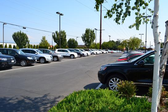 volkswagen audi boise boise id  car dealership  auto financing autotrader