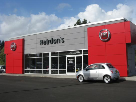 Rairdon's FIAT of Kirkland : Kirkland, WA 98034 Car Dealership, and