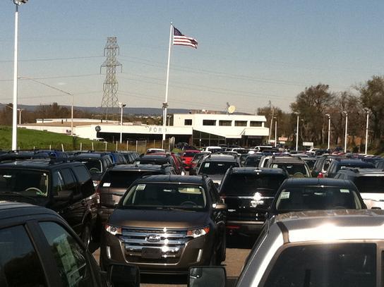 Koch 33 Ford Car Dealership In Easton Pa 18045 Kelley