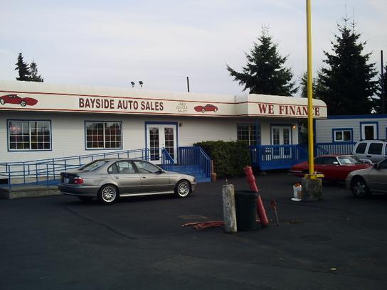 Bayside Auto Sales Everett Wa 98204 Car Dealership And