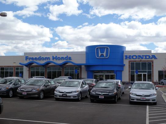 freedom honda colorado springs co 80923 car dealership and auto financing autotrader. Black Bedroom Furniture Sets. Home Design Ideas
