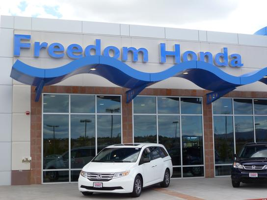 Freedom honda colorado springs co 80923 car dealership Freedom motors reviews