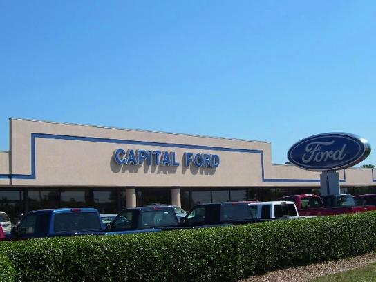 Ford Dealerships In Nc >> Capital Ford Raleigh Nc Used Cars
